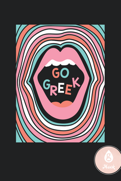 Go Greek Shout