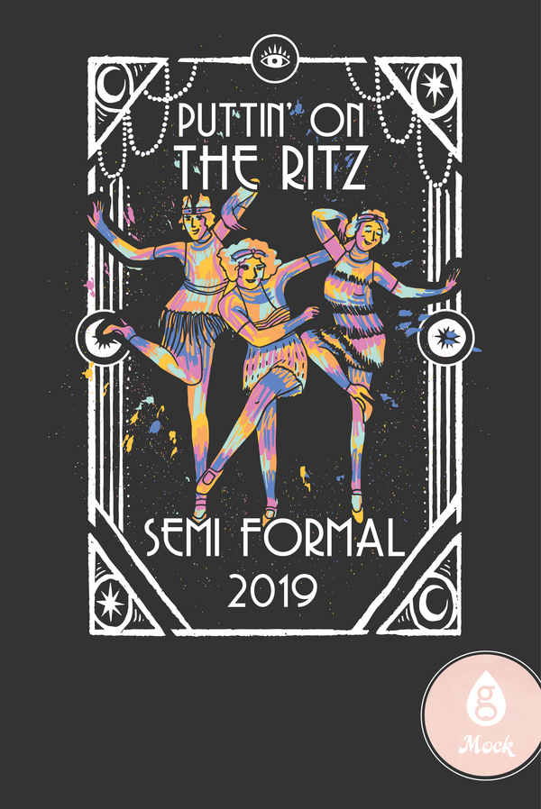 Greek Semiformal Ritzy