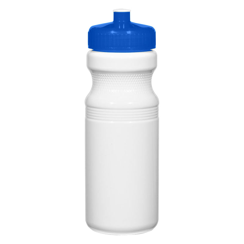 HIT Promo 5899 24 oz. Poly-Clear Fitness Bottle