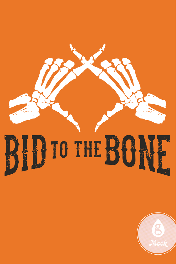 Chi Omega Bid to the Bone