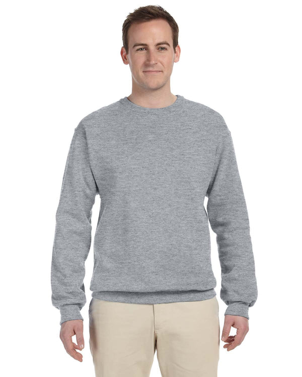Jerzees 562MR NuBlend Crewneck Sweatshirt