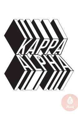 Kappa Alpha Stretched Type