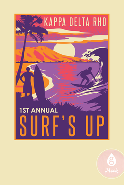 Kappa Delta Rho Surf's Up