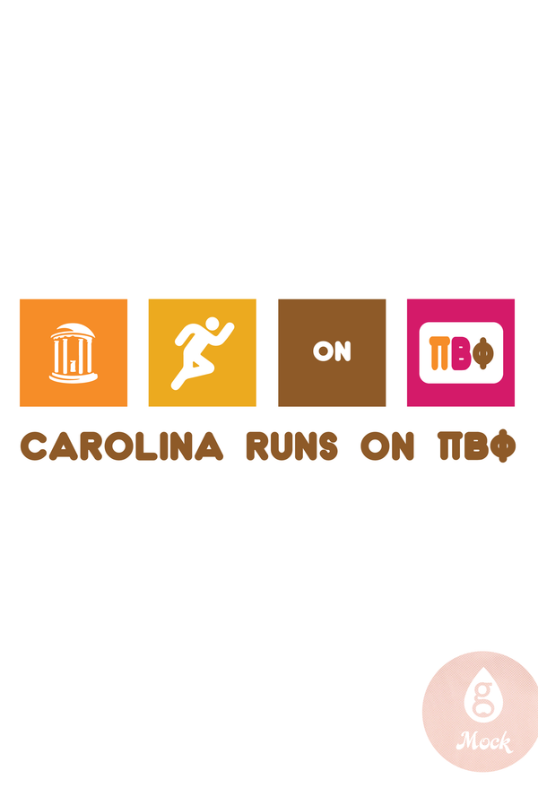 Pi Beta Phi Runs On