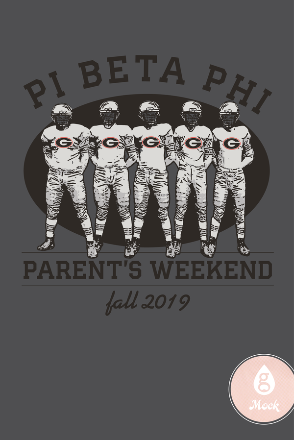Pi Beta Phi Football ParentsWeekend