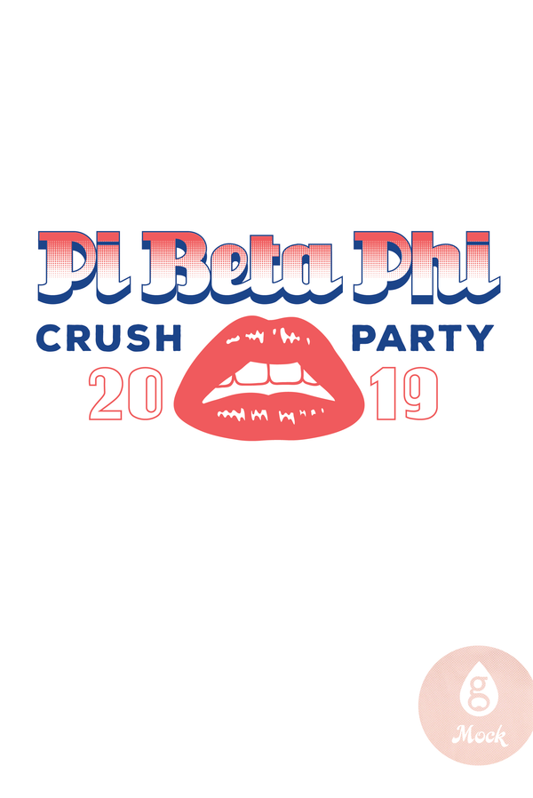 Pi Beta Phi Crush Party