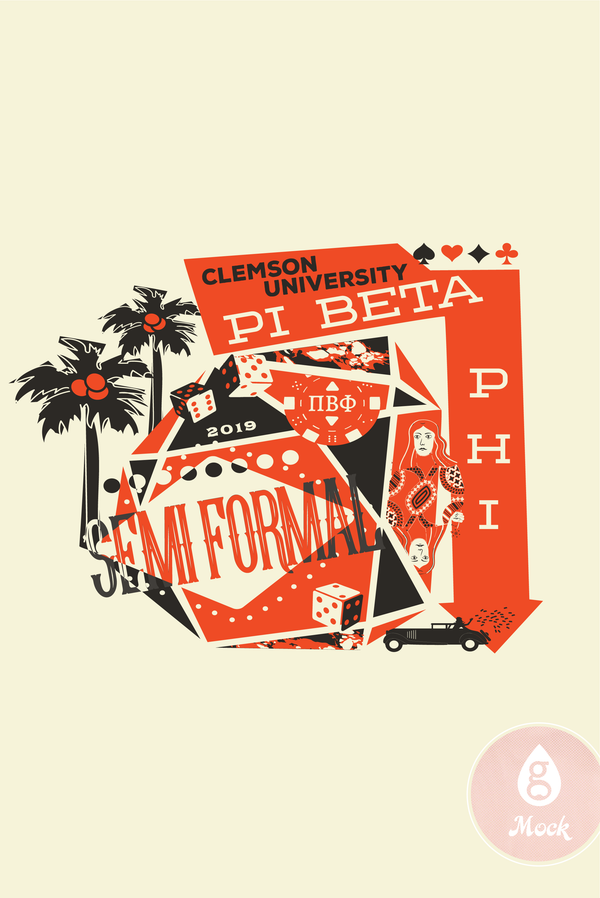 Pi Beta Phi Vegas Palm Semi Formal