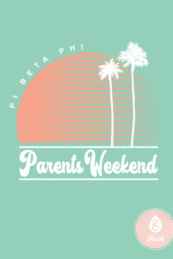 Pi Beta Phi Parents Weekend PBPhi PW MiamiVibes