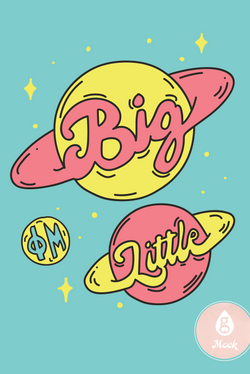 Phi Mu Big Little Planets