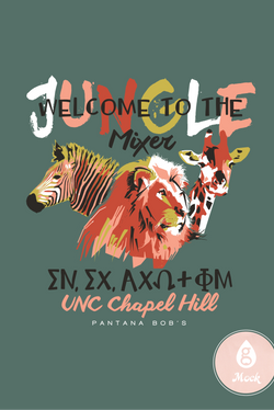 Phi Mu Datenight JungleMixer