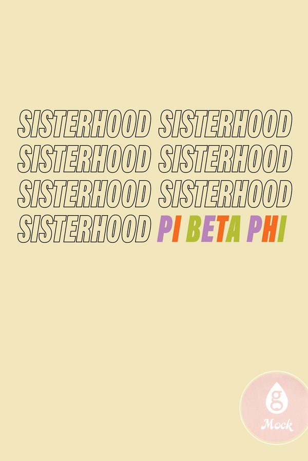 PiPhi Sisterhood Racetrack