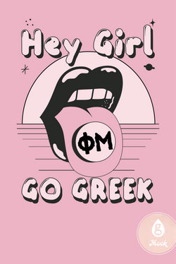 Phi Mu Recruitment HeyGirl
