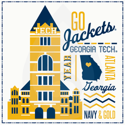 School Collage - Georgia Tech