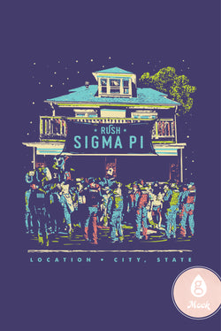 Sigma Pi Rush HouseParty