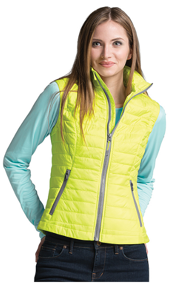 Charles River Women's Radius Quilted Vest