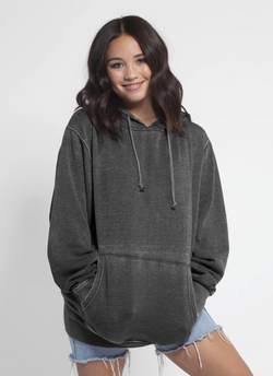 Chicka-d Burnout Hoodie