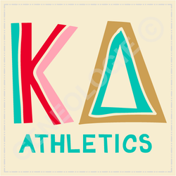 Kappa Delta Athletics Colorblock