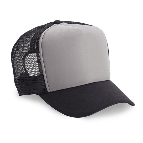 Cobra Caps 5 Panel Trucker Hat