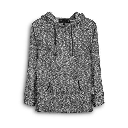 Woolly Threads Boyfriend Hoodie