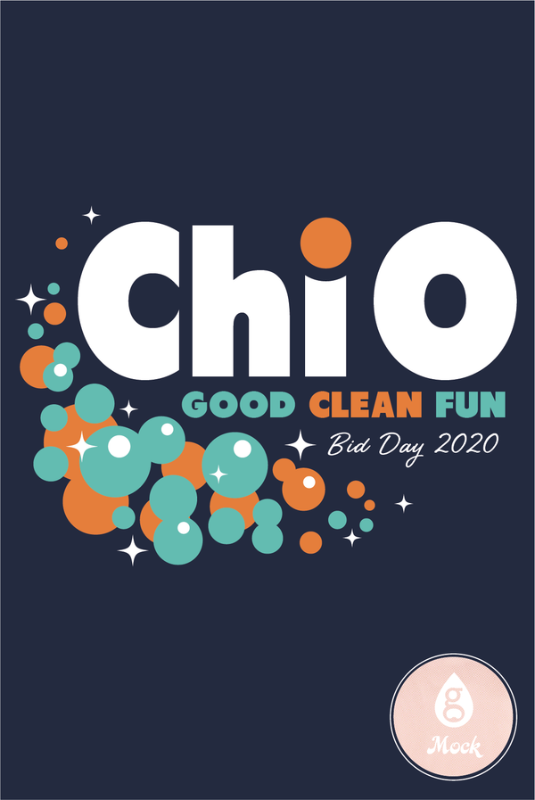 Chi Omega Good Clean Fun