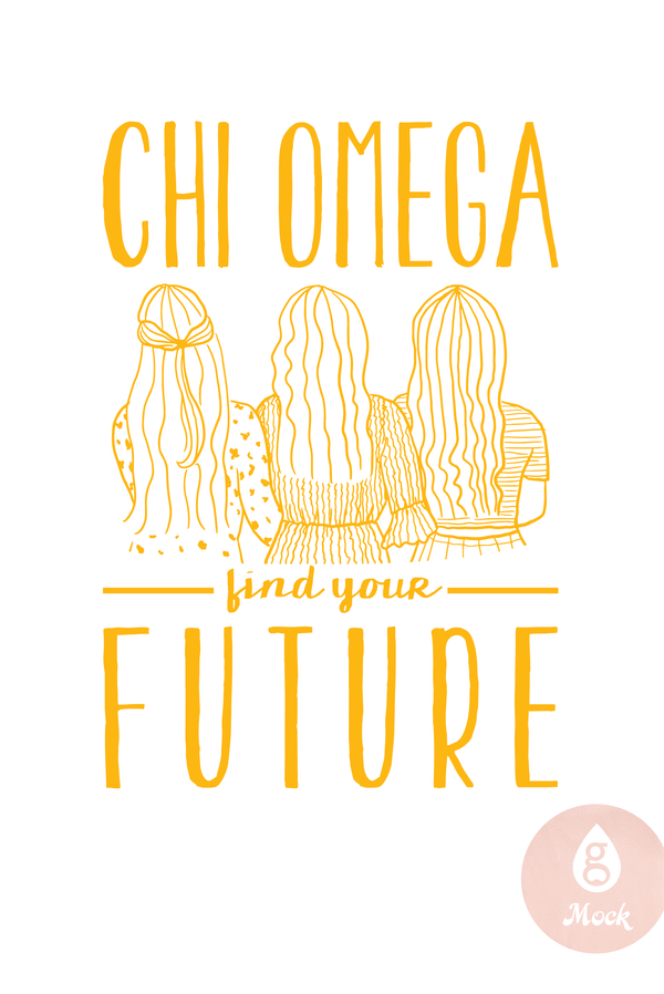 Chi Omega Find Your Future Recruitment
