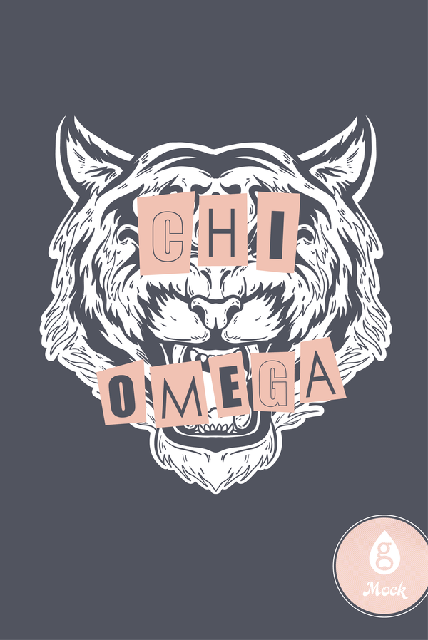 Chi Omega South Florida Tiger