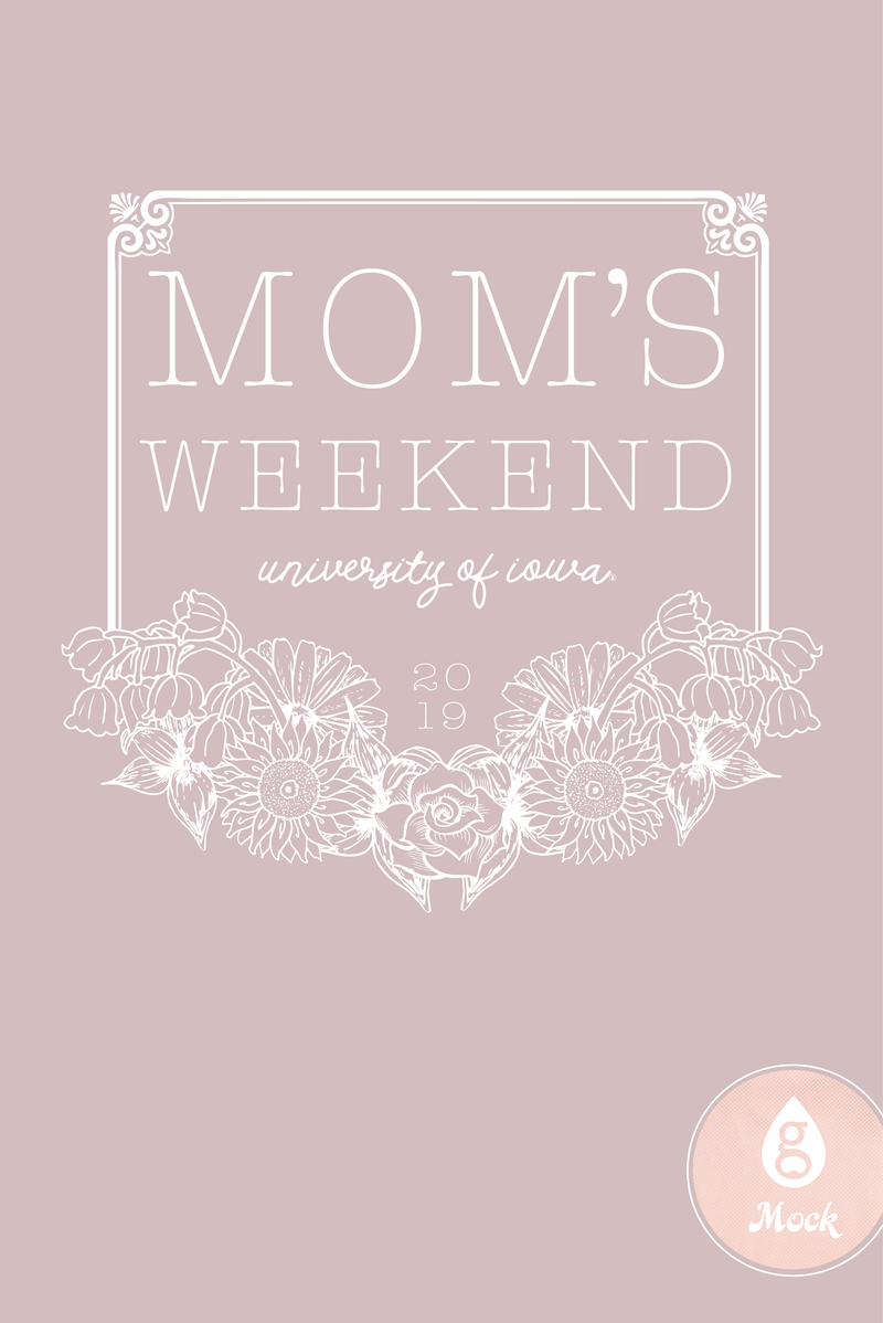 Zeta Tau Alpha Mom's Weekend Floral