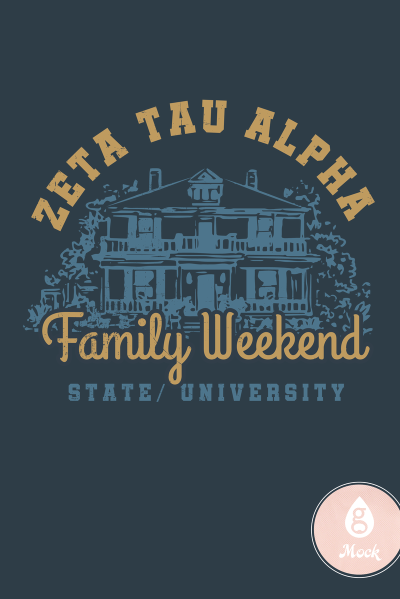 Zeta Tau Alpha Family Weekend