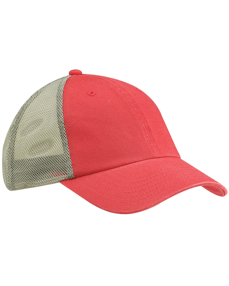 Big Accessories Washed Trucker Cap