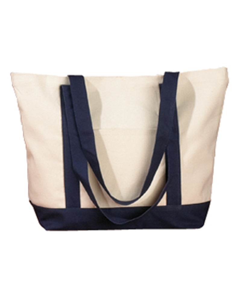 Bagedge Be004 12 oz.Canvas Boat Tote