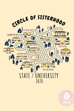 Circle of Sisterhood Campus Map