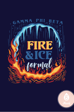 Gamma Phi Beta Fire and Ice Formal
