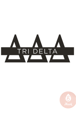 Pressed Cotton Tri Delta