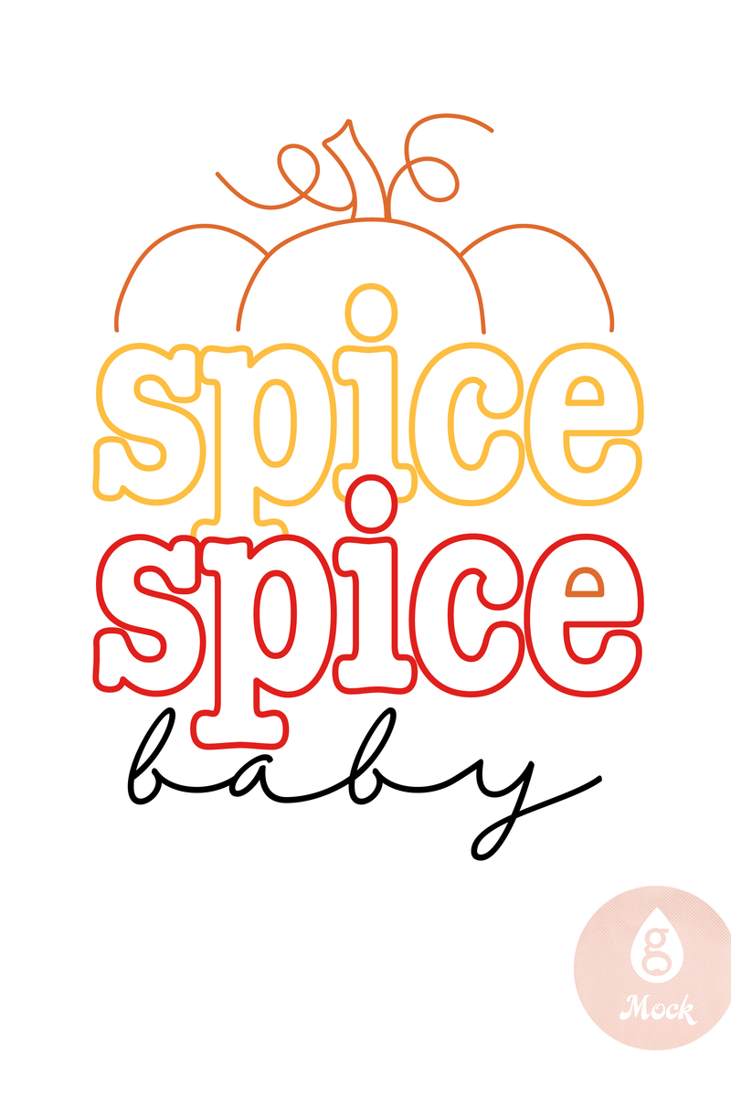 Spice Spice Baby