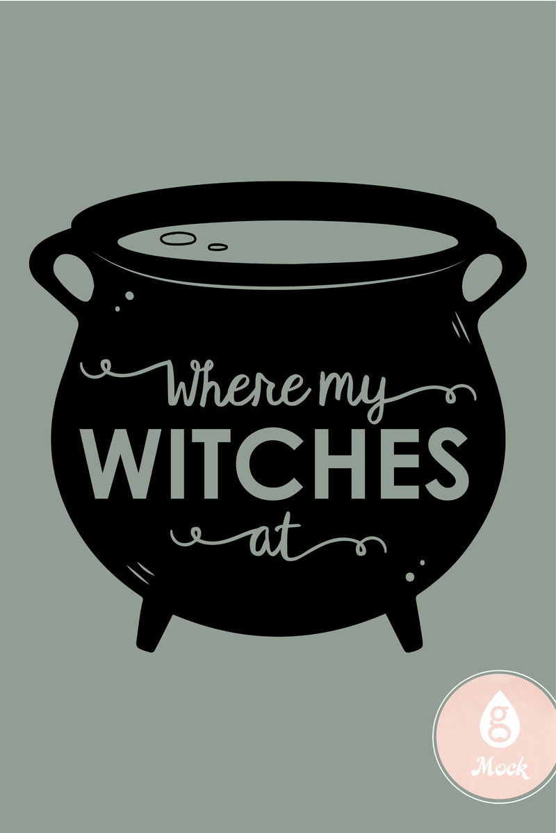 Where My Witches At