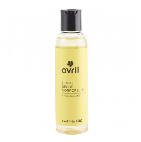 AVRIL BODY OIL 150ml - certified organic by ECOCERT