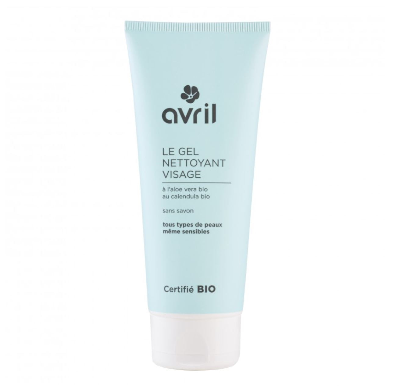 AVRIL CLEANSING GEL 100ml - certified organic by ECOCERT