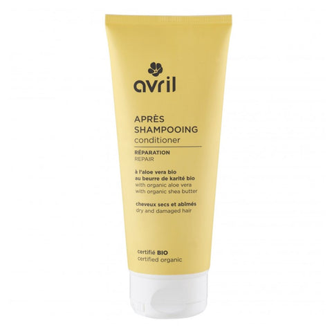 AVRIL CONDITIONER REPAIR- DRY AND DAMAGED HAIR 200ml - certified organic by ECOCERT