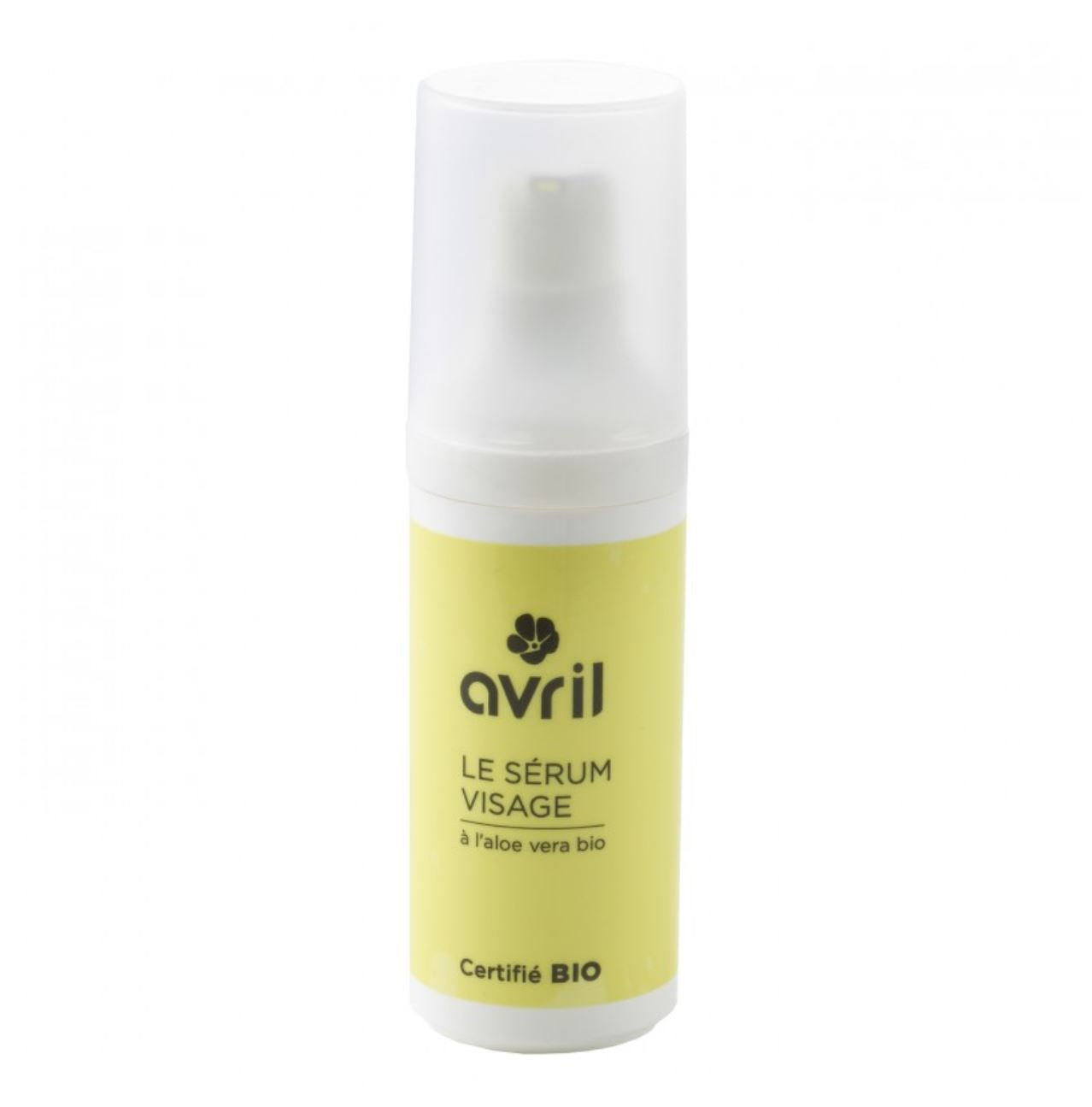 AVRIL FACE SERUM 30ml - certified organic by ECOCERT