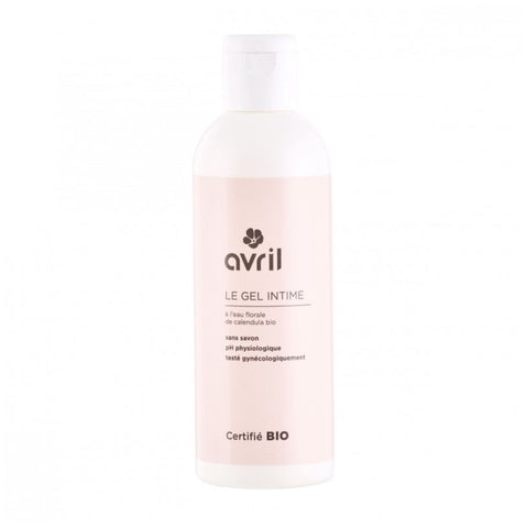 AVRIL INTIMATE GEL 200ml - certified organic by ECOCERT