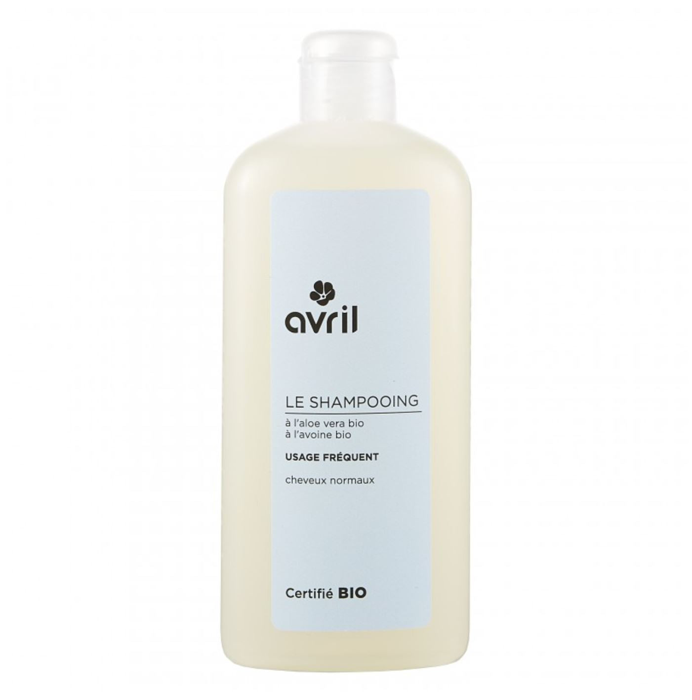 AVRIL SHAMPOO FREQUENT USE-NORMAL HAIR 250ml - certified organic by ECOCERT