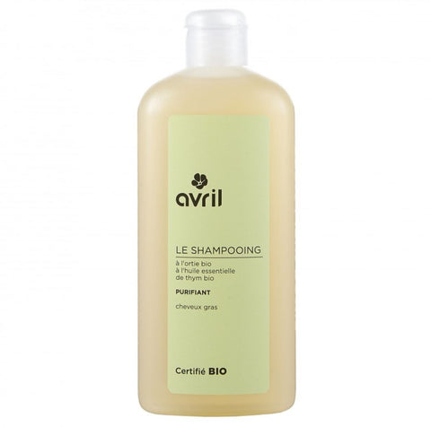 AVRIL SHAMPOO PURIFYING -GREASY HAIR 250ml - certified organic by ECOCERT