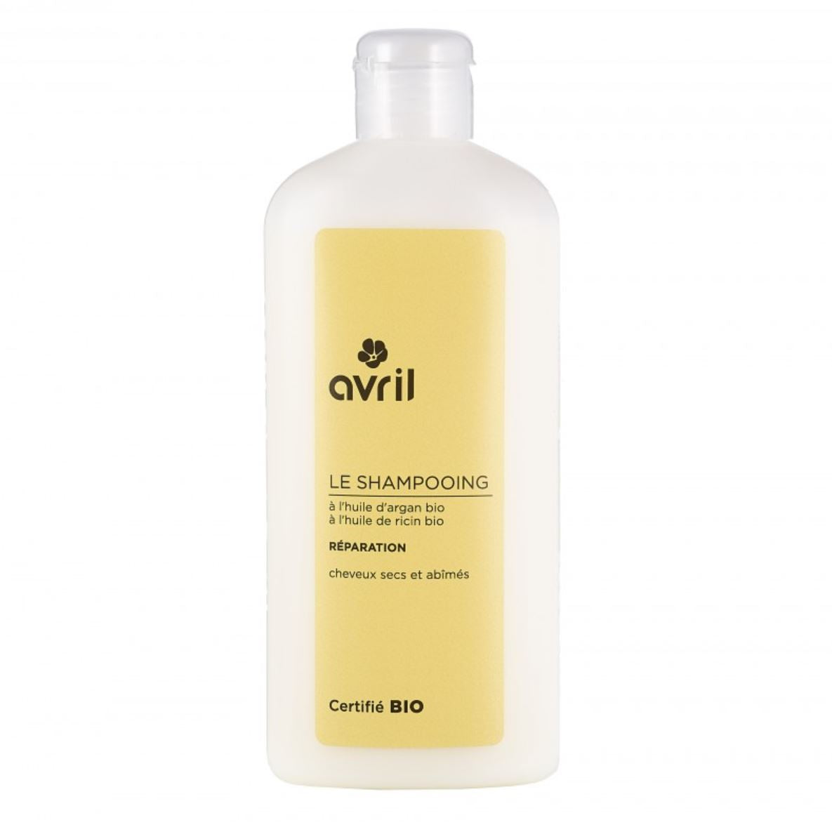 AVRIL SHAMPOO REPAIR -DRY & DAMAGED HAIR 250ml - certified organic by ECOCERT
