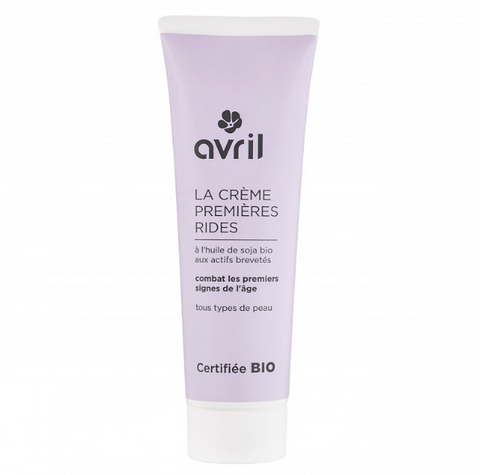 AVRIL FIRST WRINKLES CREAM 50 ml – certified organic by ECOCERT