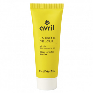 AVRIL FACE CREAM FOR DAY NORMAL SKINS 50ml - certified organic by ECOCERT