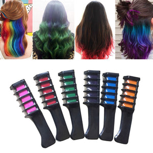 Temporary Hair Color Comb Kits – Gifts Galore HK