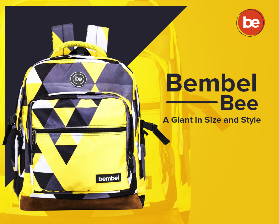 Bembel Bee – A Giant in Size and Style