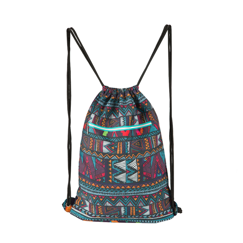 Ethnic String Bag
