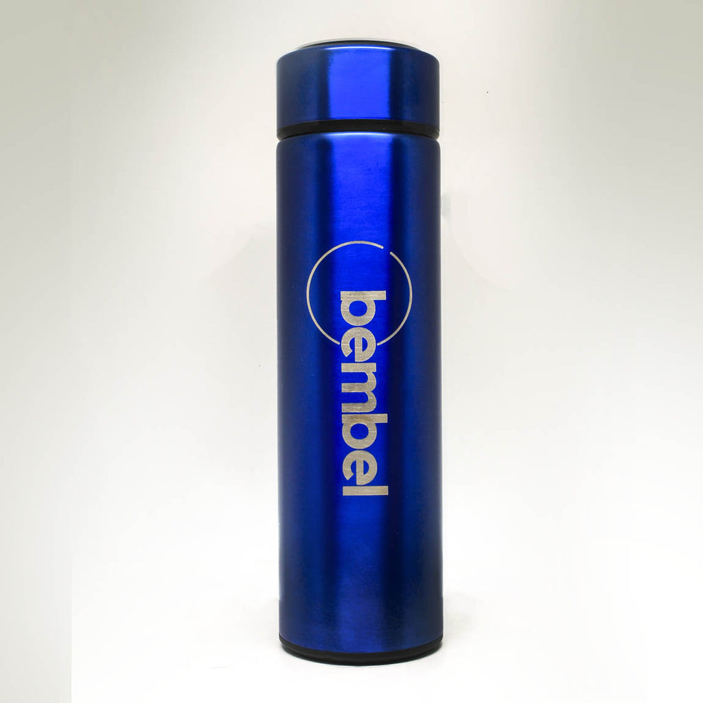 Smart Bottle - Electric Blue