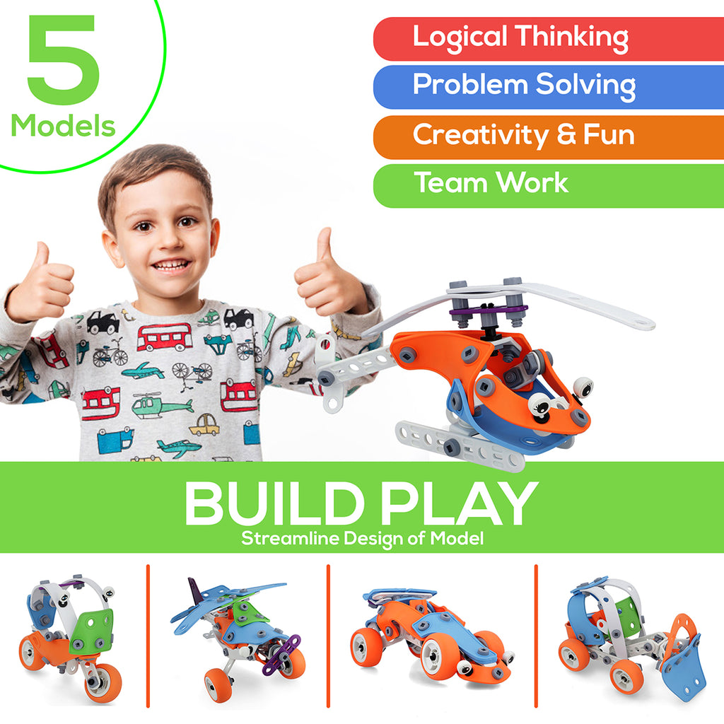 Stem Toys - Build & Play